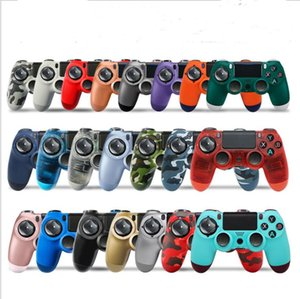 Wireless Controller Joysticks for PS4 Vibration Joystick Gamepad Sony Play Station With Retail package box EU and US