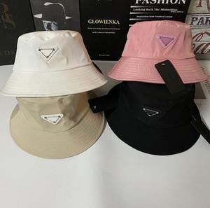 20ss новая ковша шляпа для женщин мода классические шарм женщины нейлоновая шляпа новая осень весенняя рыбака шляпа солнцезащитные шапки падение корабля