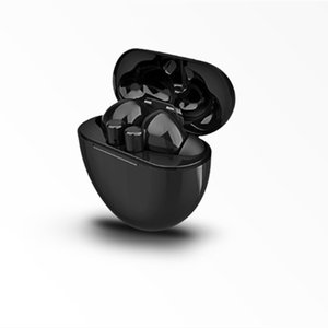 Free Shipping Tspods True Wireless Earbuds Bluetooth Headphones With Wireless Charging Case Single listening time about 4 hours