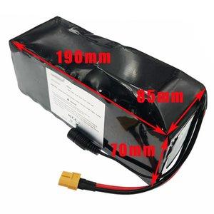 Vakaumus 2020 NOUVEAU / 36V 14AH4AH Batterie de lithium de véhicule électrique 18650 10S 4P avec 15A BMS XT60 Plug 42V pour 250W 350W 500W Motor Scooter