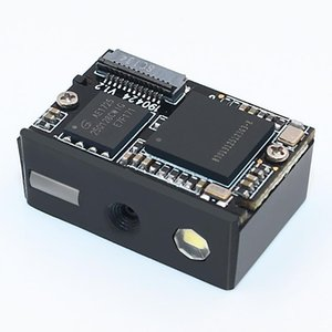 Scanners Small Size Barcode Scanner Reader Embedded Module,Bar Code Engine Module With USB RS232 Interface