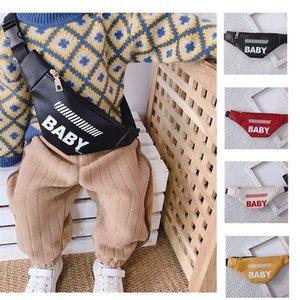 Yoreai Baby Cochney Bag Водонепроницаемый PU Bum Buum Bags Детская талия Медь Чехол Кошелек для Малышей Девушка Fanny Пакеты для Boy Banana Pack 210317