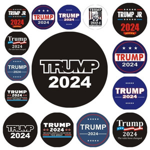 Trump 2024 Bumper Sticker Car Window Wall Decal The Rules Have Changed MAGA Stickers President Donald Trump Be Back Collectable