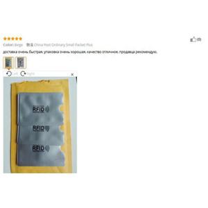 Men Anti Rfid Wallet Blocking Reader Lock Bank Card Holder Id Bank Card Case Protection Metal Credit Nfc Holder Alumini jllxRL