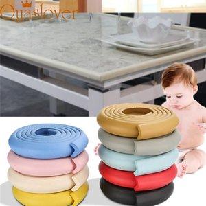 Corner&Edge Cushions 2M Baby Safety Corner Protector Table Desk Edge Guard Strip Children Safe Protect Tape Furniture Corners Angle Protecti
