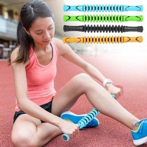 YOGA Gear Roller Stick Различные Технические характеристики Дополнительный тренажерный зал для рельефа мышц мышц Модная нога задний массаж