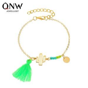creative bracelet cactus plant tassel bracelet female cross-border selling jewelry