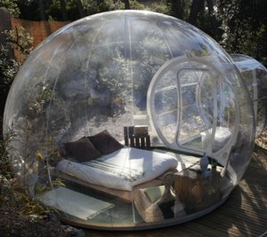 Top Quality Inflatable Clear Dome Tent, Inflatable Bubble Backyard Garden Tent,Inflatable Turt Tent Advertising Hoterl For Sale