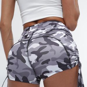 Camouflage Shorts High Waist Seamless Leggings Yoga Shorts Push Up Sport Women Fitness Running Energy Seamless Leggings Gym Girl leggins