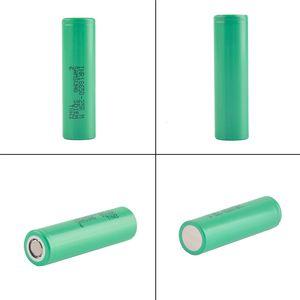 100% High Quality 18650 Battery 2500mAh 3000mAh E Cig Rechargable Lithium Batteries Cell