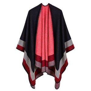 Luxury Brand scarves shawls Autumn Winter New Fashion & Wraps Women High Quality Imitaiton Cashmere Jacquard Geometric S