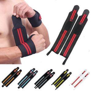Handgelenkstütze 1 stück elastische sport bandage gym armband fitness powerlifting weightlifting training sicherheit sportsschutz