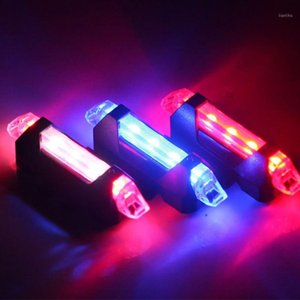 Bike Lights Bicycle Light LED Taillight USB Rechargeable Rear Tail Safety Warning Cycling Portable Flash Super Bright1