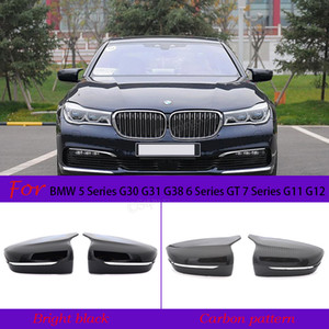 For BMW 5 6 7 Series G30 G31 G38 6GT G11 G12 2016 2017 2018 Side Wing Replacement Mirror Cover Rear-View high quality type