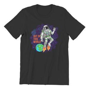 Мужские футболки из этой мировой печати Оптовая одежда Смешные графические 4XL 5XL 6XL Mens 33341