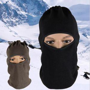 Outdoor Sports Warm Full Masks Cotton Milk Ninja Riding Masks Neck Face Silk Hat Headgear Hiking Windproof Cycling JF-588 Dadfb