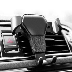 Evrensel Araba Cep Telefonu Tutucu Hava Havalandırma Dağı Standı Yok Manyetik Cep Telefonu Tutucu Iphone Telefonu Için Araç Braketi Z2