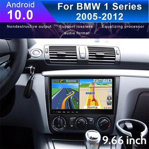 Car Navigator For BMW 1 series 2005-2012 9 Inch HD Touch Screen Android 10 Auto Stereo Radio Audio Smart Voice Multimedia Video Player