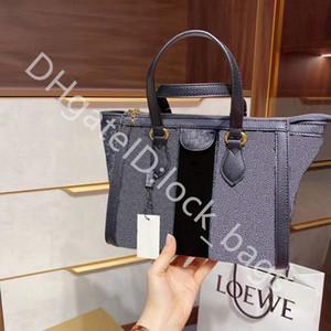 Double G Luxury Designer Women Fashion Handbags Classic stripes Genuine Leather Four colors available Pocket Clutch Bags