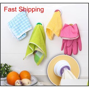 Wash Cloth Clip Dishclout Storage Rack Bathroom Towels Hanging Holder Organizer Kitchen Scouring Pad H jllVlp mywjqq