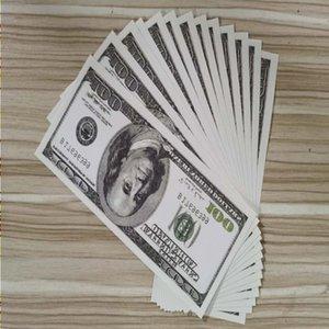 Prop Euro Money Banknote Fake USD Dollar Play Normal Children's 100 Gift Creative Size Movie Money-D2 Chdrp