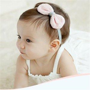 Hot Cute Baby Girl Hair Band Infant Kids Headwrap Lace Bow Princess Hair Ribbon Photo Prop Hair Ornaments Hairband Children Accessories