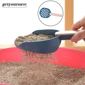 Cat Grooming Litter Scoop For Cats Supplies Pet Cleaning Product Sand Thickened Shovel Poop Puppy Colander Clean Toilet