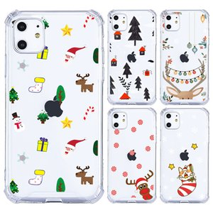 New cell phone case for apple Phone Case For iPhone 12 Pro Max XS Max XR XS X 8 7 6 Plus Soft TPU Back Cover