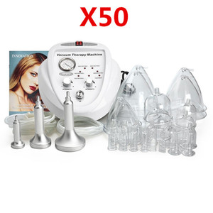 X50 New high quality buttocks lifter cup vacuum breast enlargement therapy cupping machine bigger butt hip enhancer machine