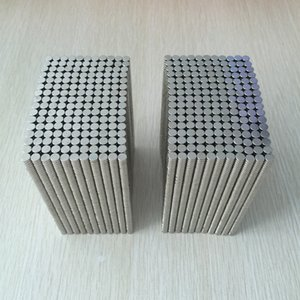 100Pcs 2x3 Neodymium Magnet Permanent N35 NdFeB Super Strong Powerful Small Round Magnetic Magnets Disc