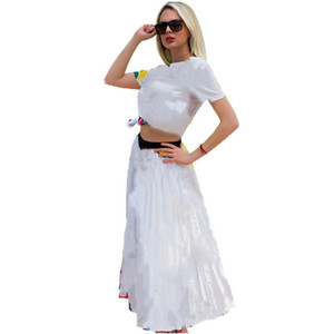 Womens dresses two piece set dress short sleeve dress skirt mini dress casual dresses women clothes klw0047