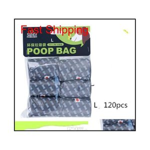 Dog Pet Travel Foldable Pooper Scooper With 1 Roll Decomposable Bags Poop Scoop Clean Pick Up Excreta Cle jllGFW Fight2010
