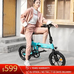 HIMO Z16 Electric Bike 16inche Floding Ebike 250W City Max Speed 25km h Bicycle Removable Battery E-Bike Men