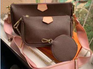 Designer Messenger Bag Mulheres Sacos Esporte Ao Ar Livre Pacotes 6443 Fashion Top Quality Hot Sell Drop Shipping