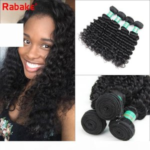 Raw Indian Virgin Hair Bundles Deep Wave Grade Indian Deep Curly Unprocessed Human Hair Bundle Deals Saw in Weaves Free Shipping