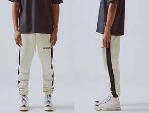 high street fog Autumn and winter pant fear of god mens Leisure sports trousers womens Hit the color Loose fashion women men Couples ESSENTIALS pants
