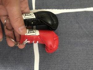 Yumruk küçük boks eldivenleri anahtarlık amigo kolye anahtarlık