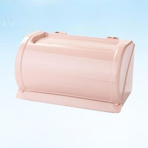 Toilet Paper Holders 1PC Free Punching Tissue Box Waterproof Roll Holder Wall-mounted Bathroom Towel Organizer