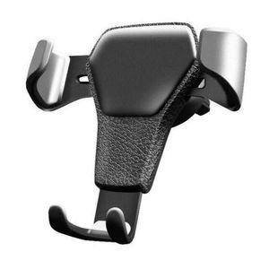 Supporto per il supporto del supporto dell'aria del supporto del telefono della macchina universale per il telefono in auto nessun supporto del supporto del telefono cellulare magnetico con il pacchetto al minuto Vendita calda