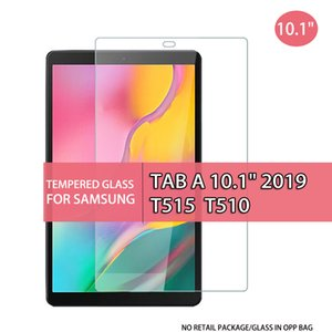 Tablet Tempered Glass Screen Protector for Samsung Galaxy TAB A 10.1 2019 T515 T510 10.1 INCH GLASS IN OPP BAG