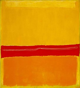Mark Rothko Number 22 Painting Home Decor Handcrafts  HD Print Oil Painting On Canvas Wall Art Picture 210226