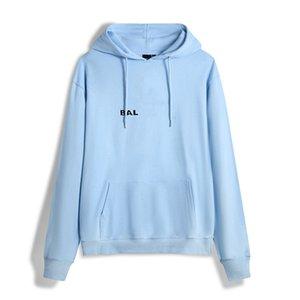 2021 mens balencaiga hoodies Political men women womens Campaign Medium Qixi Love Cropped hoodie outdoor bb S39X#