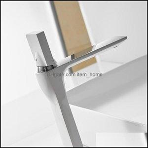 Bathroom Faucets, Showers As Home & Gardethroom Sink Faucets Basin Faucet Retro Single Handle Countertop Vintage Wash And Cold Mixed Drop De