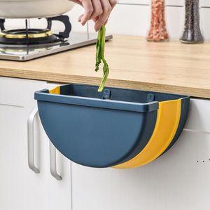 Tipo de lixo de suspensão Dobra suspensão de armazenamento de armazenamento de cabeteira Multifunction Multifunction CAN Acessórios para banheiro OWB5261