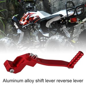 Pedals Aluminium Alloy Gear Shift Lever Folding Universal Change For 110CC 125CC ATV Motorcycle