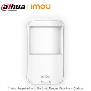 Dahua imou Smart 433 МГц Беспроводной PIR Датчик движения Автоматический инфракрасный детектор для домашней сигнализации Система Host Pet Immunity Detector