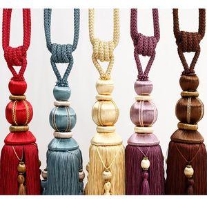 Novelty Items European Style Curtain Tassel Strap Accessories Buckle Rope Decoration El Tie Chair Wedding