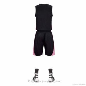 Custom Shop Basketball Jerseys Customized Basketball apparel Sets With Shorts clothing Uniforms kits Sports Design Mens Basketball A06-34