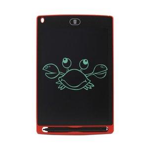 8.5 بوصة lcd الكتابة اللوحي رسم لوحة السبورة منصات بخط اليد هدية للأطفال paperless المفكرة أقراص مذكرة مع القلم ترقية DWA4299