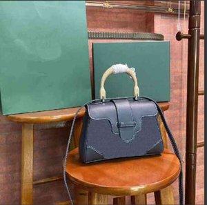2021 Роскошные знаменитые дизайнерские сумки плеча Goya сумки крест тела клатч леди мода сумка натуральная кожа классические седло женщины простота 1955 лошадиный кросс